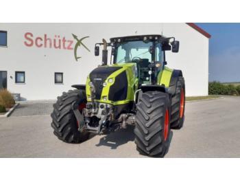 Wheel tractor CLAAS Axion 830 CMatic, Bj. 2014, Spur 2,25 mtr.