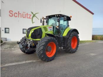 Wheel tractor CLAAS Axion 830 CMatic, GPS ready