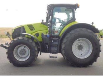 Wheel tractor CLAAS Axion 830 C-MATIC