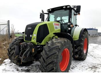 Wheel tractor CLAAS Axion 840