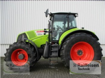 Wheel tractor CLAAS Axion 850 CIS