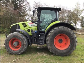 Wheel tractor CLAAS Axion 870 Cebis