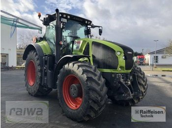Wheel tractor CLAAS Axion 920