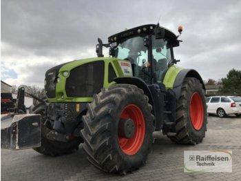 Wheel tractor CLAAS Axion 920 Power