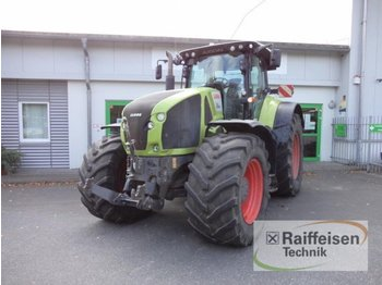 Wheel tractor CLAAS Axion 930