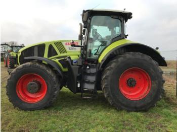 Wheel tractor CLAAS Axion 940 Cebis
