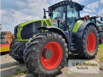 Wheel tractor CLAAS Axion 950 CMATIC