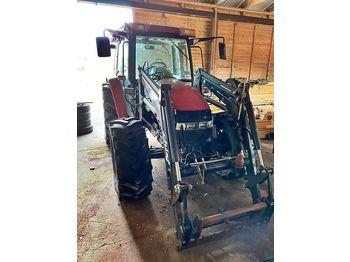 Wheel tractor CLAAS IH JX1090U *4x4*Front loader*6000H*