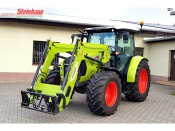 Wheel tractor CLAAS SCHLEPPER / Traktor Atos 330 +FL 60 CP