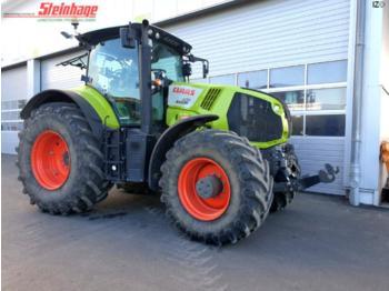 Wheel tractor CLAAS SCHLEPPER / Traktor Axion 870 CMATIC