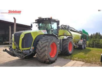 Wheel tractor CLAAS SCHLEPPER / Traktor Xerion 5000 + Kotte