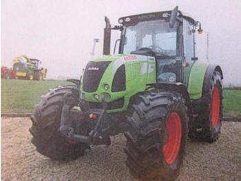 Wheel tractor CLAAS TRACTEUR ARION 630 CIS CONFORT