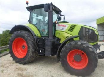 Wheel tractor CLAAS TRACTEUR AXION 810 CIS