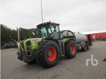 Wheel tractor CLAAS XERION 3300VC