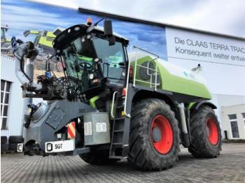 Wheel tractor CLAAS XERION 3800 SADDLE TRAC mit SGT Aufbau
