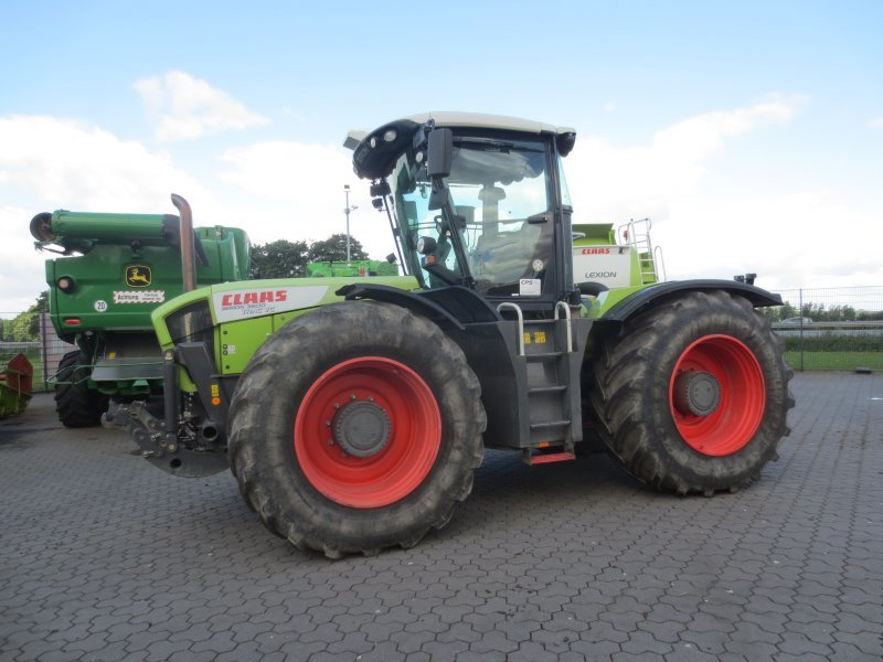 wheel tractor CLAAS XERION 3800 TRAC-VC