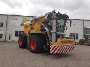 Wheel tractor CLAAS XERION 4000 SADDLE TRAC