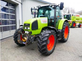 Wheel tractor CLAAS ares 556 rz