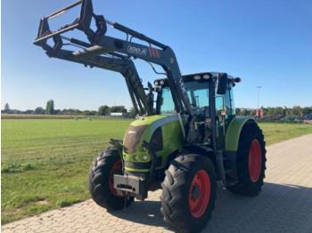Wheel tractor CLAAS ares 557
