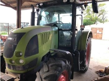 Wheel tractor CLAAS ares 557 atz 4rm