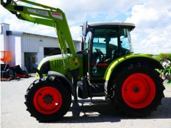 Wheel tractor CLAAS ares 557 atz inkl. frontlader fl 100