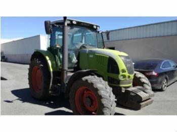 Wheel tractor CLAAS ares 617 atz