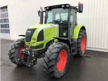Wheel tractor CLAAS ares 617 atz 4rm