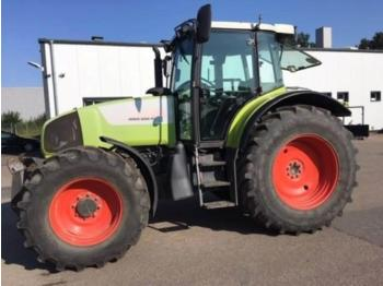 Wheel tractor CLAAS ares 656 rz