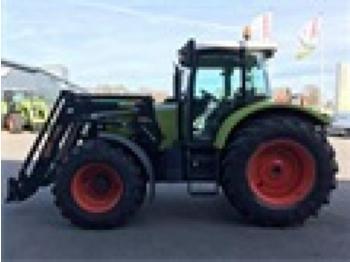 Wheel tractor CLAAS ares 697 atz