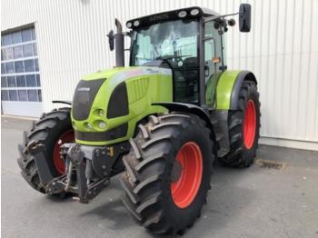 Wheel tractor CLAAS ares 697 atz 4rm
