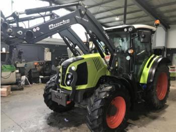 Wheel tractor CLAAS arion 410 90ps inkl. frontlader