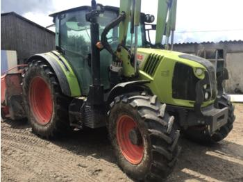 Wheel tractor CLAAS arion 410 (a32/100)
