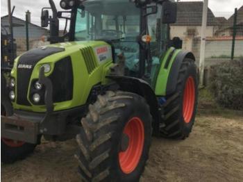 Wheel tractor CLAAS arion 420 & bati mx