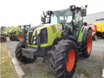 Wheel tractor CLAAS arion 420 panoramique & bati