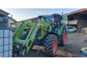 Wheel tractor CLAAS arion 430