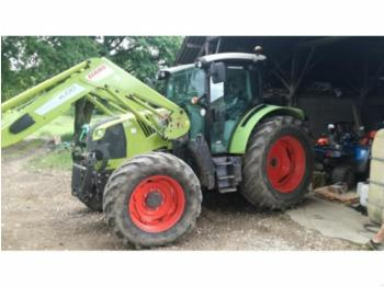 Wheel tractor CLAAS arion 430 t4i
