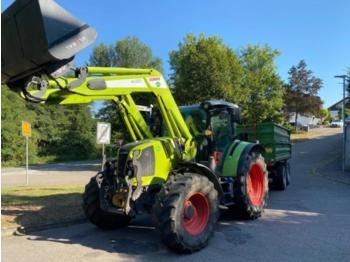 Wheel tractor CLAAS arion 440 cis+