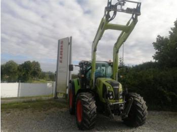 Wheel tractor CLAAS arion 460 cis+