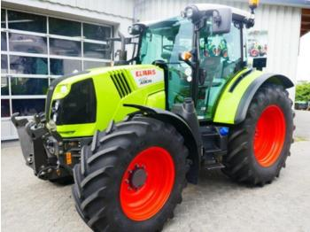Wheel tractor CLAAS arion 460 cis+ panoramic