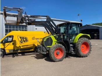 Wheel tractor CLAAS arion 510