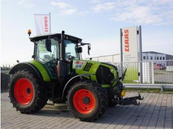 Wheel tractor CLAAS arion 510 cis