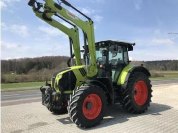 Wheel tractor CLAAS arion 510 cis