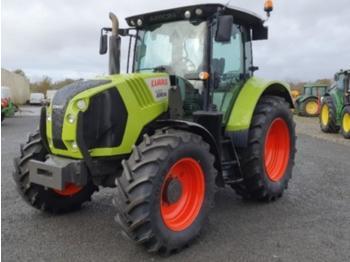 Wheel tractor CLAAS arion 520