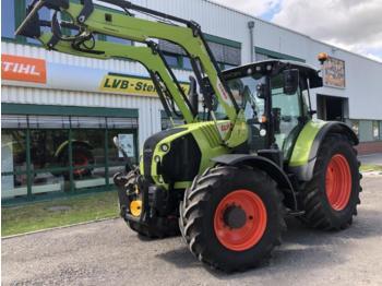 Wheel tractor CLAAS arion 530 cebis *bereifung neu*
