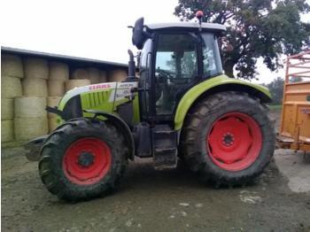 Wheel tractor CLAAS arion 530 cis & bati mx
