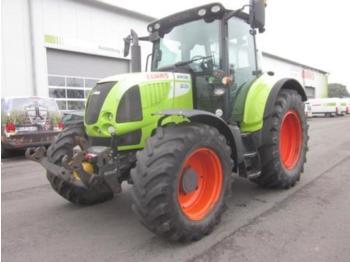 Wheel tractor CLAAS arion 540 cis, fkh + fzw, kriechgang !