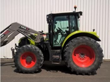 Wheel tractor CLAAS arion 540 cis & mx t412