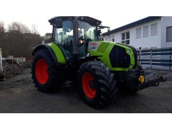 Wheel tractor CLAAS arion 550 cebis