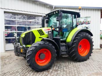 Wheel tractor CLAAS arion 550 cmatic cebis