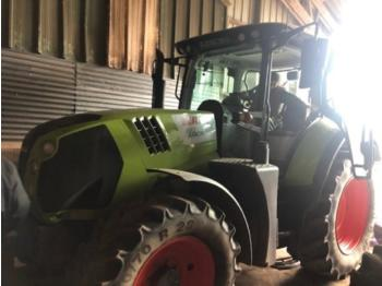 Wheel tractor CLAAS arion 610 (a76/100)